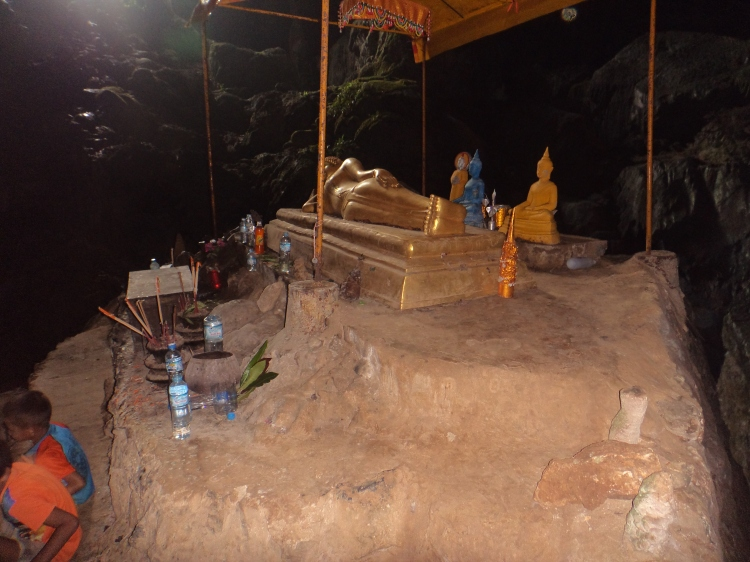 Buddha of the Cave