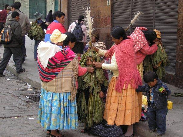 Oh, Bolivia