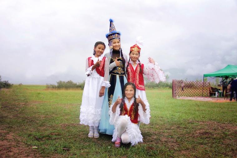 kyrgyz girls