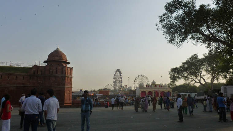Carnival at the Red Fort