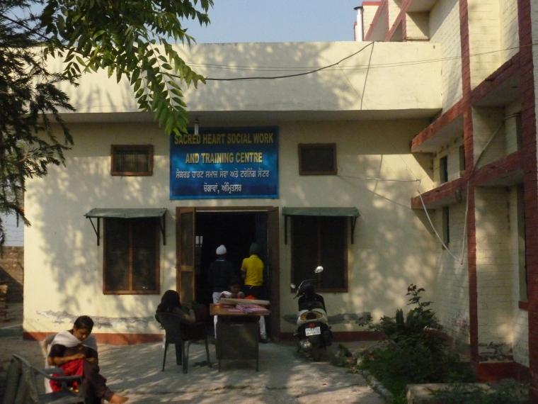 Social Work & Training Centre