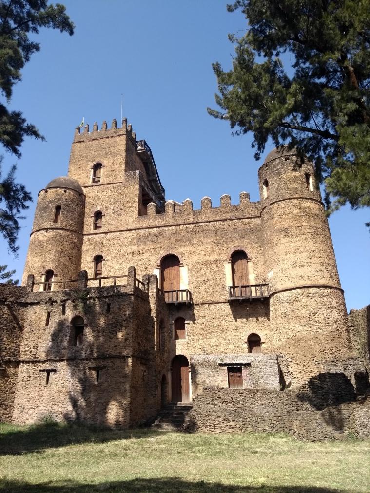 fasilides castle