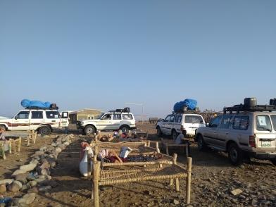danakil camp