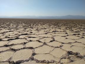salt flats Danakil
